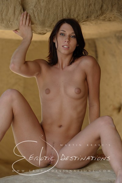 Nikita - `Cave` - by Martin Krake for EROTICDESTINATIONS