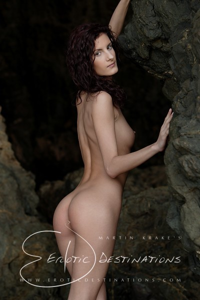 Leanna - `Cave` - by Martin Krake for EROTICDESTINATIONS