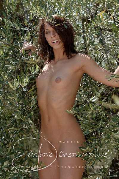 Nikita - `Olive Grove` - by Martin Krake for EROTICDESTINATIONS