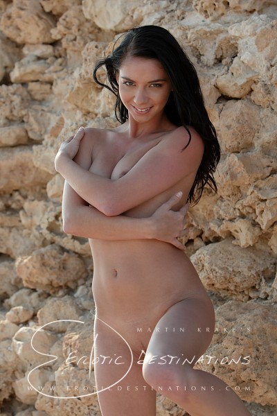 Emily - `Watchtower` - by Martin Krake for EROTICDESTINATIONS