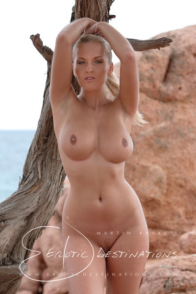Janine - `Juniper Tree` - by Martin Krake for EROTICDESTINATIONS