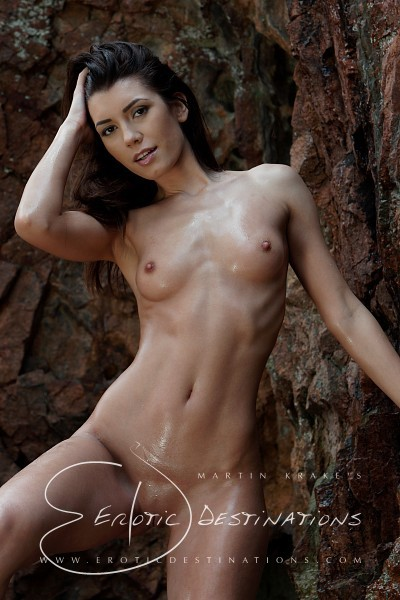 Betty - `Dripping Water` - by Martin Krake for EROTICDESTINATIONS