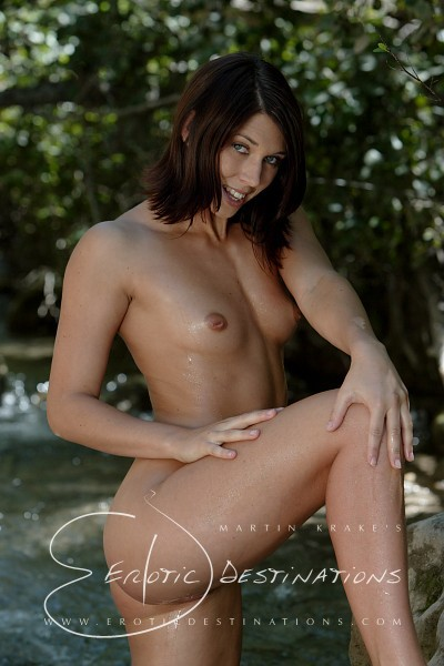 Nikita - `Cool Water` - by Martin Krake for EROTICDESTINATIONS