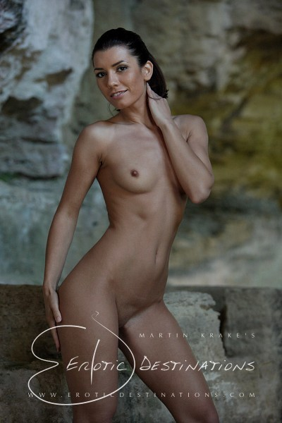 Betty - `Carved Stone` - by Martin Krake for EROTICDESTINATIONS