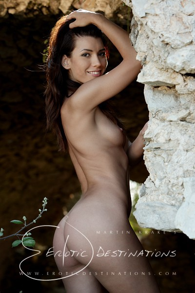 Betty - `Ruin` - by Martin Krake for EROTICDESTINATIONS