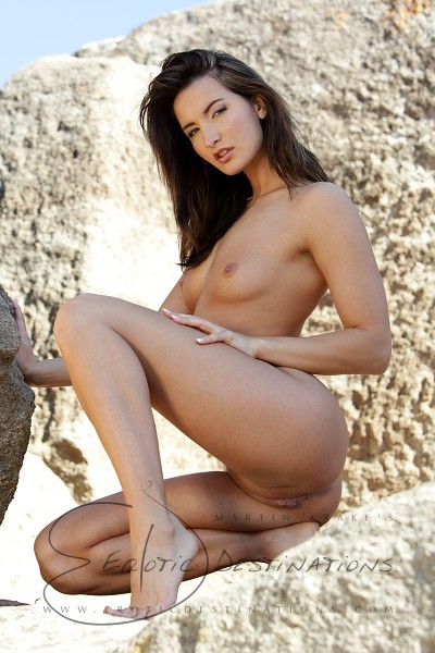 Marion - `Ancient Walls` - by Martin Krake for EROTICDESTINATIONS