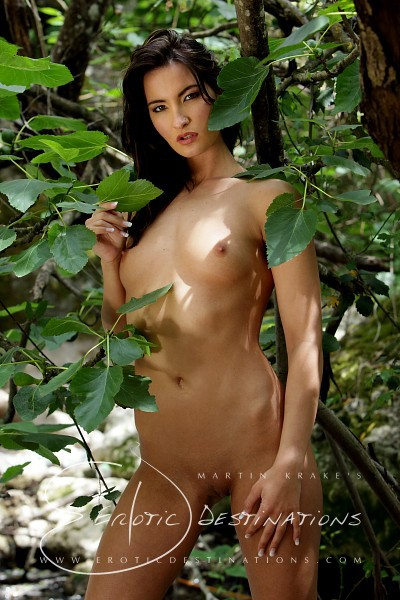 Marion - `Fig Tree` - by Martin Krake for EROTICDESTINATIONS