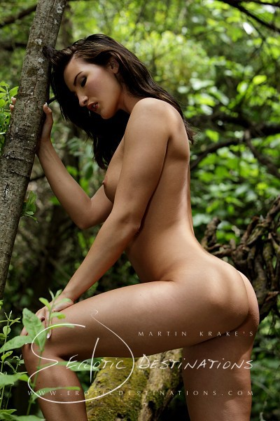 Marion - `Lush Valley` - by Martin Krake for EROTICDESTINATIONS