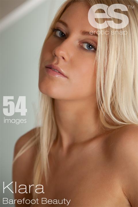 Klara - `Barefoot Beauty` - for EROTICSNAP