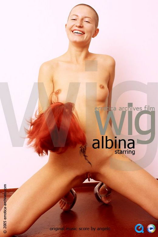 Albina - `Wig` - by Erro for ERRO-ARCH MOVIES