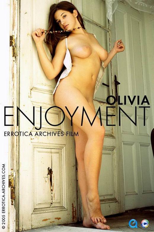 Olivia - `Enjoyment` - by Erro for ERRO-ARCH MOVIES