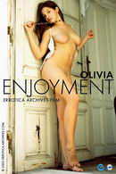Olivia in Enjoyment video from ERRO-ARCH MOVIES by Erro