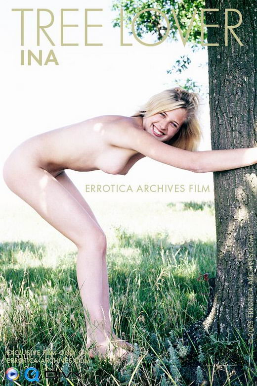 Ina - `Tree Lover` - by Erro for ERRO-ARCH MOVIES