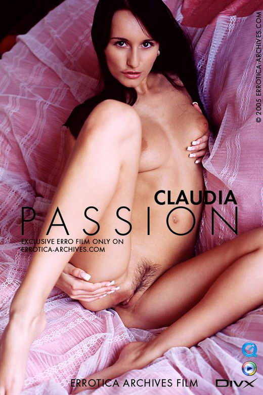Claudia - `Passion` - by Erro for ERRO-ARCH MOVIES