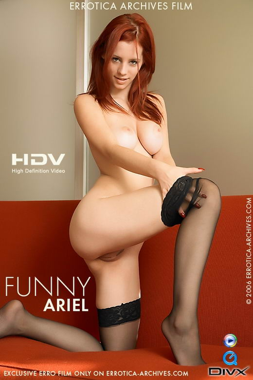 Ariel - `Funny` - by Erro for ERRO-ARCH MOVIES