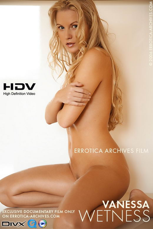 Vanessa - `Wetness` - by Erro for ERRO-ARCH MOVIES