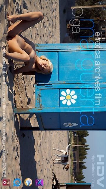 Olga - `Marguerita` - by Erro for ERRO-ARCH MOVIES