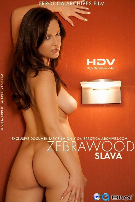Slava - `Zebrawood` - by Erro for ERRO-ARCH MOVIES