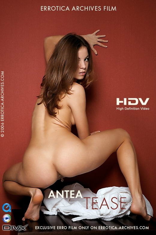 Antea - `Tease` - by Erro for ERRO-ARCH MOVIES