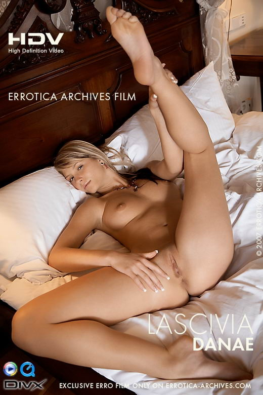 Danae - `Lascivia` - by Erro for ERRO-ARCH MOVIES