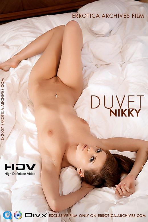 Nikky - `Duvet` - by Erro for ERRO-ARCH MOVIES