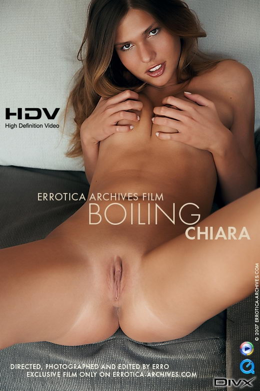 Chiara - `Boiling` - by Erro for ERRO-ARCH MOVIES