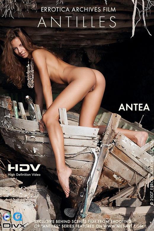 Antea - `Antilles` - by Erro for ERRO-ARCH MOVIES
