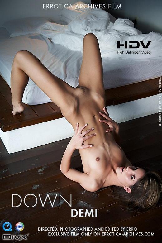 Demi - `Down` - by Erro for ERRO-ARCH MOVIES