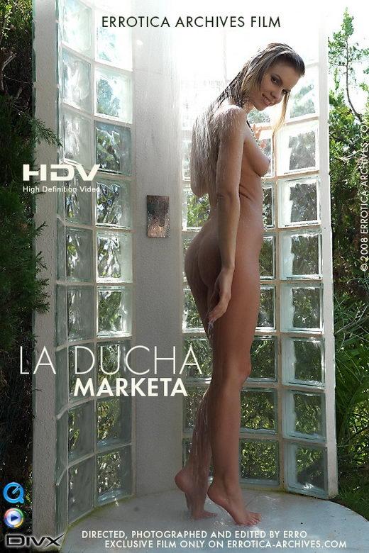 Marketa - `La ducha` - by Erro for ERRO-ARCH MOVIES