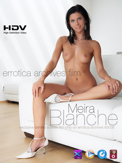 Meira - `Blanche` - by Erro for ERRO-ARCH MOVIES