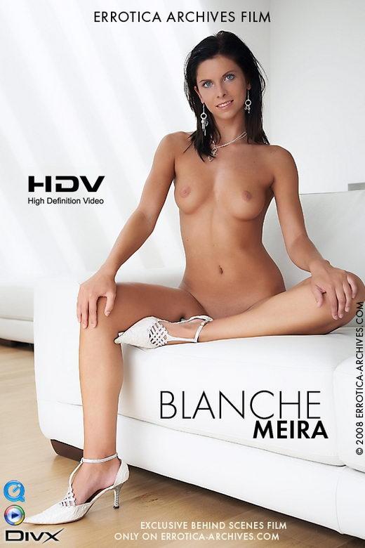 Meira - `Blanche` - by Erro for ERRO-ARCH MOVIES