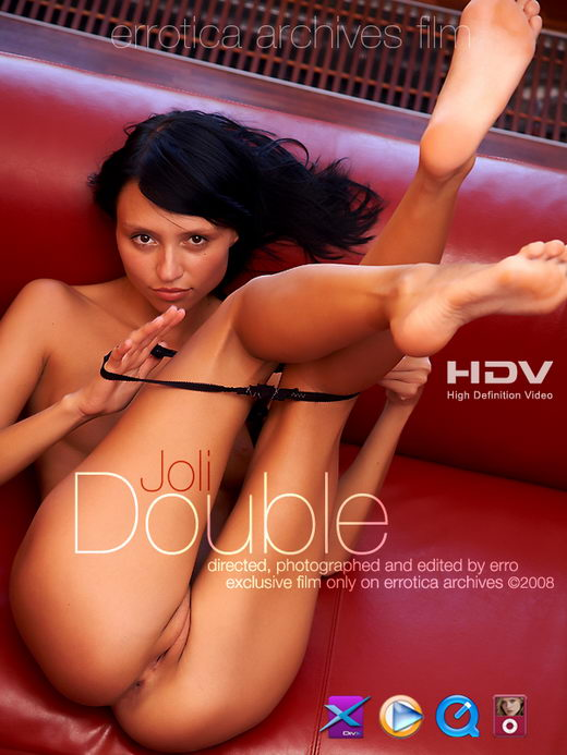 Joli - `Double` - by Erro for ERRO-ARCH MOVIES