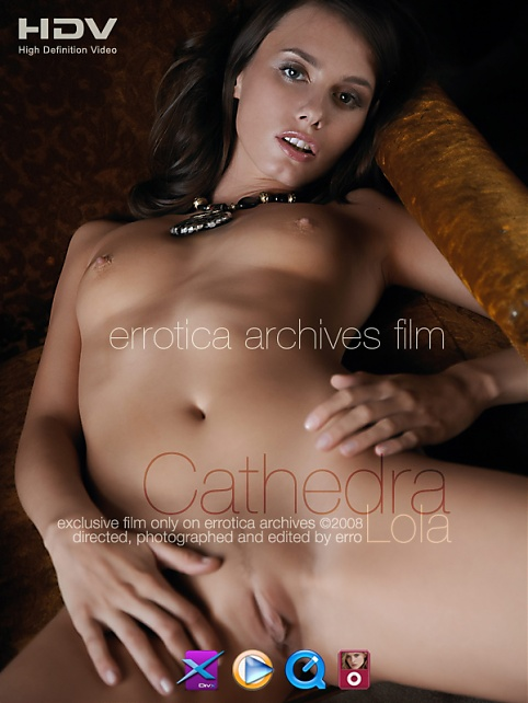 Lola - `Cathedra` - by Erro for ERRO-ARCH MOVIES