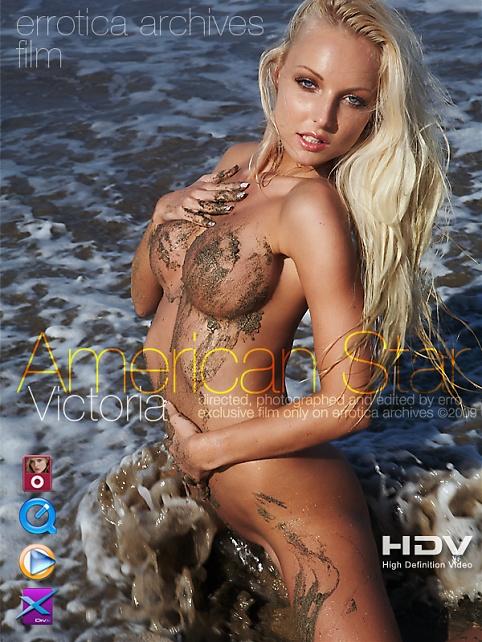 Victoria - `American Star` - by Erro for ERRO-ARCH MOVIES