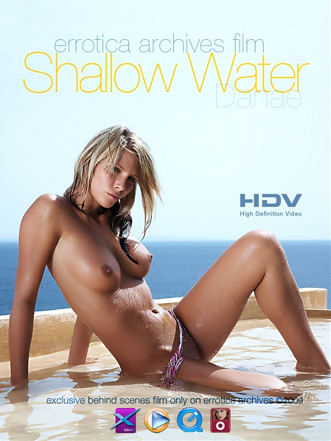 Danae - `Shallow Water` - by Erro for ERRO-ARCH MOVIES