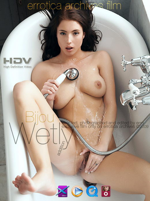 Bijou - `Wetly` - by Erro for ERRO-ARCH MOVIES