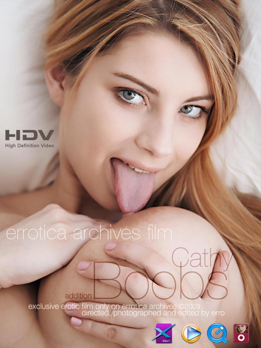 Cathy - `Boobs` - by Erro for ERRO-ARCH MOVIES