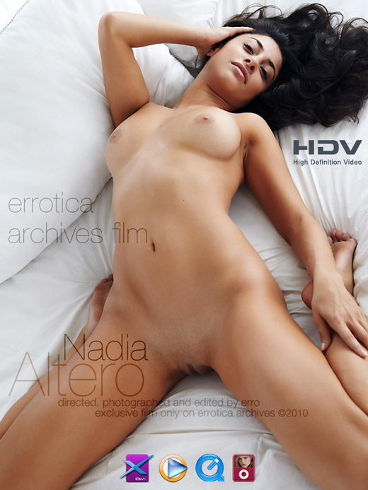Nadia - `Altero` - by Erro for ERRO-ARCH MOVIES