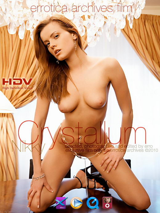 Nikky - `Crystallum` - by Erro for ERRO-ARCH MOVIES