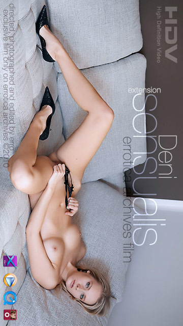 Deni - `Sensualis` - by Erro for ERRO-ARCH MOVIES