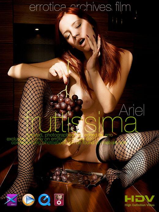 Ariel - `Fruttissima` - by Erro for ERRO-ARCH MOVIES