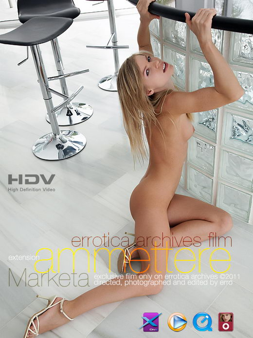Marketa - `Ammettere` - by Erro for ERRO-ARCH MOVIES