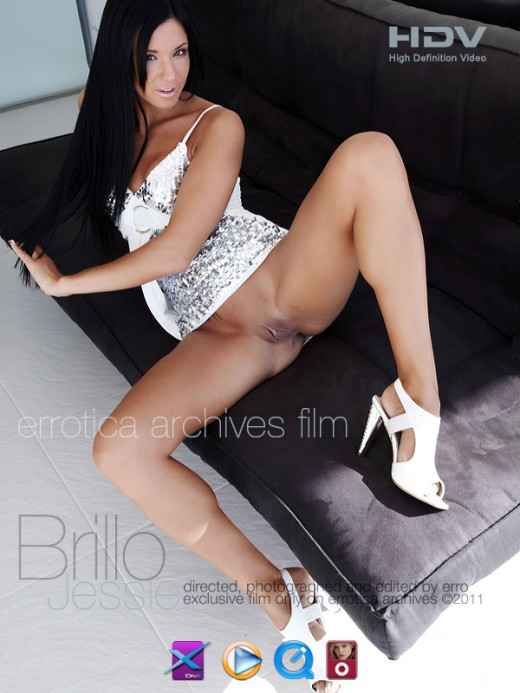 Jessie - `Brillo` - by Erro for ERRO-ARCH MOVIES