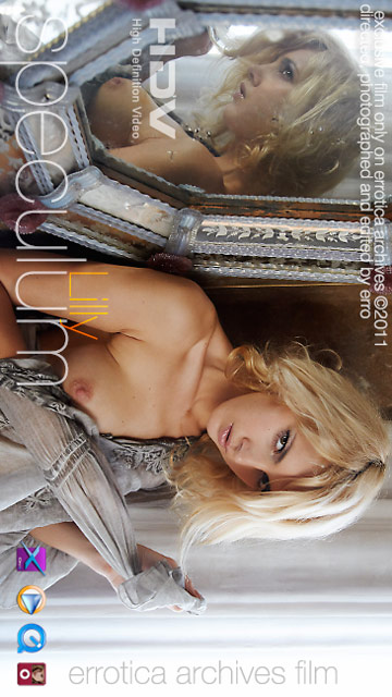 Lilly - `Speculum` - by Erro for ERRO-ARCH MOVIES