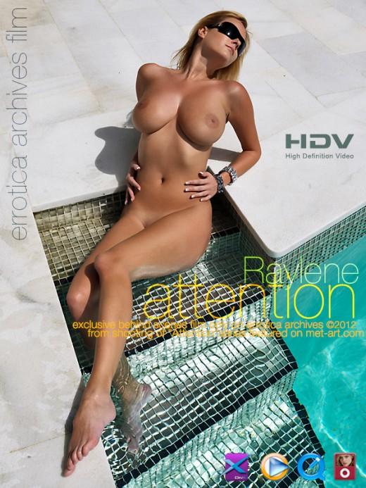 Raylene - `Attention` - by Erro for ERRO-ARCH MOVIES