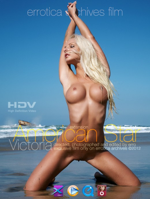 Victoria - `American Star` - by Erro for ERRO-ARCH MOVIES