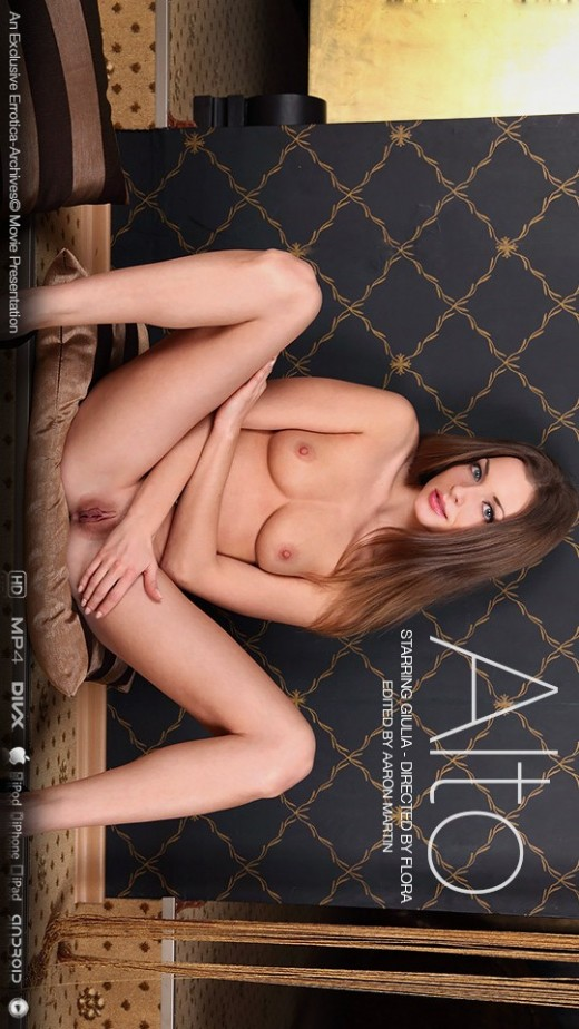 Giulia - `Alto` - by Flora for ERRO-ARCH MOVIES