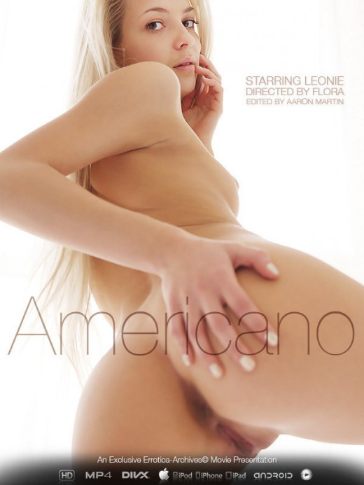 Leonie - `Americano` - by Erro for ERRO-ARCH MOVIES