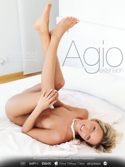 Paola - `Agio II` - by Erro for ERRO-ARCH MOVIES