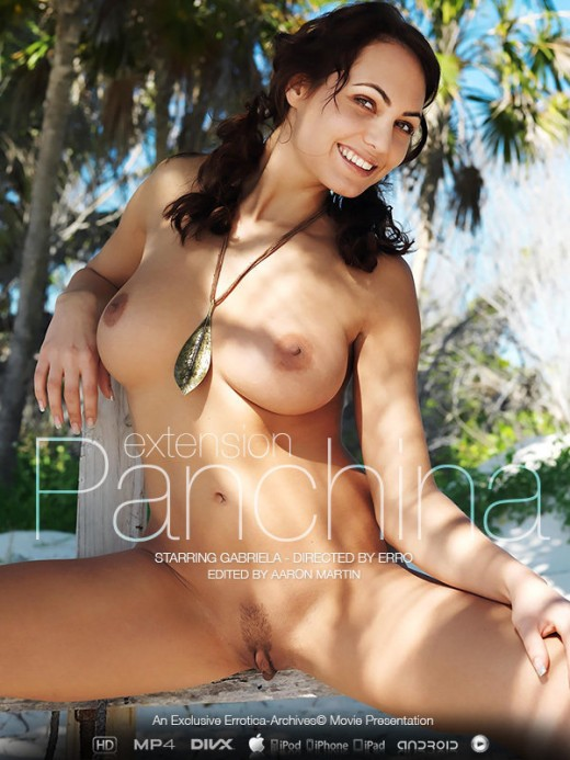 Gabriela - `Panchina II` - by Erro for ERRO-ARCH MOVIES